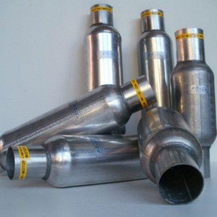 Gázgyorsító középdob átm.:55mm hossz:400mm