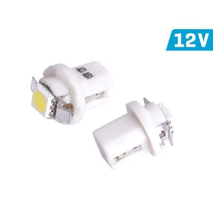 BAX B8.5d 12V fehér műszerfal LED izzó CM58918