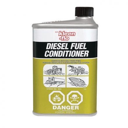 Dermedésgátló és üzemanyag-kondícionáló 1L