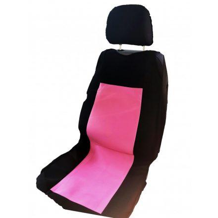 2db-os Trikó üléshuzat vastag anyag pink